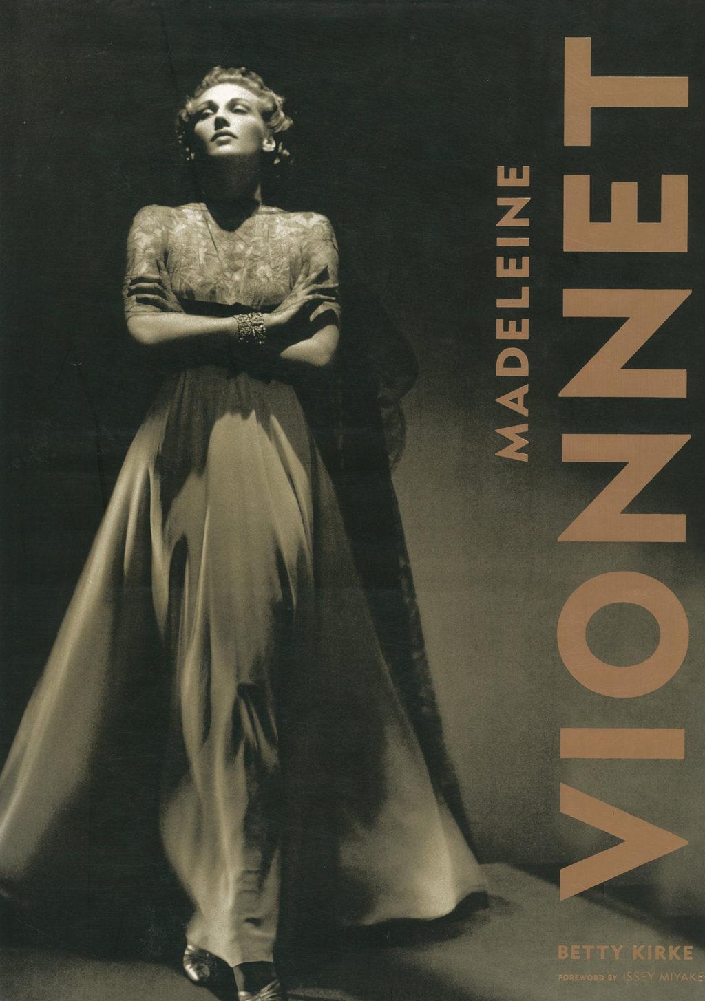 Vionnet — ヴィオネ 英語新装版 (2012・Chronicle Books)