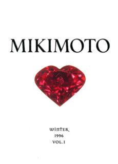 PR誌「Mikimoto」